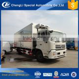 China new truck refrigerator more than 10ton, freezer mobile truck, refrigerator lorry