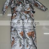 Snow camouflage winter camo hunting clothing