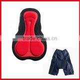 High Density Cycling Gel Pad For Mountain Cycling Shorts