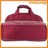Hot sale travelling bags stock lot cheap closeout