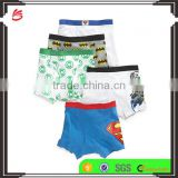 2017 wholesale OEM Children Underpants fashion Little Boys' 100% Cotton Briefs Cool Kids underwear Boxer Briefs