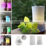 Hot Sale New Arrival 100ML Ultrasonic Aroma Diffuser Humidifier LED Color Changing Air Mist Purifier