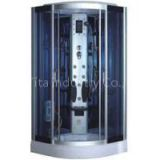 Free Standing Tempered Glass Shower Room