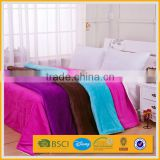 wholesale king hotel solid color plush faux fur comforter filling