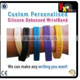 Charity - Personalised Wristband Silicone Debossed - Create your own/open sexy girl full photo