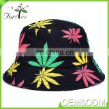 Wholesale various traveling beach casual fashion funny cypress hill custom bucket hat
