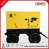 Large Power Soundproof Diesel Inverter Generator with Cummins Engine