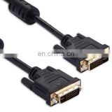 2m Dual Link 24+5 Pin Male to 24+5 Male DVI Video Cable