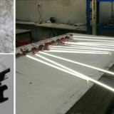 Aluminium profile for led batten rigid led lighting