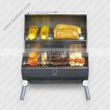 European Barbecue Grill Portable Charcoal BBQ Cooker