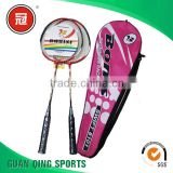 China Wholesale High Quality badminton racquet string tension