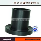 HDPE Pipe Fittings Long Collar Flange Adaptor for water and gas system