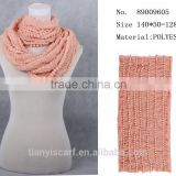 2015 scarf new design women spring autumn clothing wear accessory infinity loops scarves