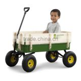 toy garden cart metal wagon kids trolley