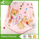 children beautiful cartoon printed microfiber towels for bathroom                                                                                                         Supplier's Choice