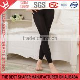 Women lady's girl Compression Maternity Footless Tights seamless leggings seamless stockings black color