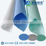 High Quality Medical sterilization crepe paper with trade assurance