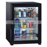 Frost-free Hinge Door Hotel Mini Bar Fridge Freezer Refrigerator