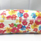 New arrival korean fashion leather cosmetic bag custom printed cosmetic travel bag                                                                                                         Supplier's Choice