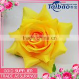 Factory wholesale silk rose heads artificial flower heads hot sale flower head