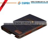 2013 new arrival jeans stand case for kindle fire HDX 7''