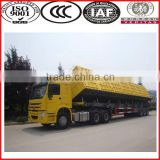 2015 promotion China best brand SINOTRUK hydraulic tipping trailer