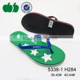 2016 latest low price colourful men latest flip flop slippers