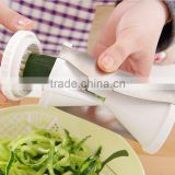 Double funnel cutters/Creative kitchen multifunctional wire planing machine/Kitchen artifact