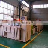 good price corrugated carton box stapling machine stitching machine