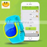 2015 New product latest children wrist watch mobile phone for iphone, android smart watch phone for kids