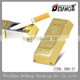Gold bar pocket Ashtrays promotional cute pocket Ashtrays cheap Ashtrays