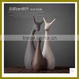 Abstract Arts Modern Home Furnishing ceramic deers for art collection by Home decoration                                                                         Quality Choice