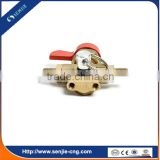 automobile fuel system cng filling valve