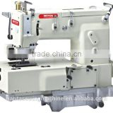 NP-1412P 12-needle flat-bed double chain stitch sewing machine