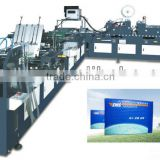 2013 High Speed Auto High Speed Auto Express Mail Envelope Making Machine(SV-ZF-400)