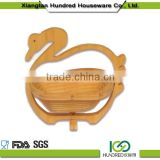 Wholesale new age products bamboo- rattan bread basket                                                                         Quality Choice