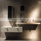 wholesale price china factory wall mounted modern luxury bathroom furniture                                                                         Quality Choice