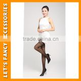 New design fashionable black stockings for young student japanese sexy tube pantyhose stockings PGSK-0142