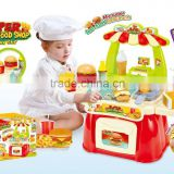 Newest Design Super McDonald's Fast Food Shop Toys&Kitchen Play Set for Children Play