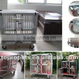 dog trolley,aluminium dog trolley,3-in-1 aluminium dog trolley, dog show trolley,dog cage,dog kennel,pet cage,pet kennel