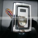 Waterproof Metal Shell Fingerprint Access Control Support any Card Readers with Wiegand Interface, without Keypad