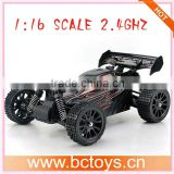 HQ Model 731 1:16 scale 2.4GHZ 4WD high speed cross-country electric rc cars for sale HY0067690