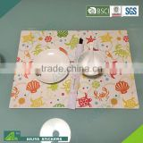 eco-friendly customize personalised cork paper placemats                                                                         Quality Choice