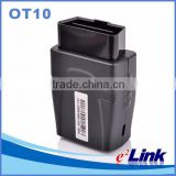 Anti-theft GPS Tracker OBDII, OBD GPS DTC Immobilizer, Base Station Locate, GPS Tracking, Diagnostic