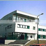 Light Steel Building for Office / Apartment / with Three Storey from Professional Manufactorey