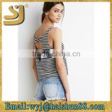 high quality 2015 new arrival crop top t-shirts