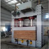 Woodworking Hydraulic cold press machine for plywood                                                                         Quality Choice
