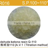 Factory supply Aldehyde ketone resin Q-110