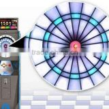 Light target LED light dart board electronic dart machine