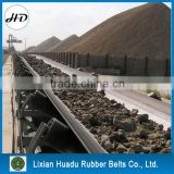 conveyor belt for foundry,coal mine,cement,sand,gravel,quarry,port,iron ore,stone crusher and wood